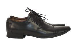Para mężczyzna buty w klasyka stylu Zdjęcie Royalty Free