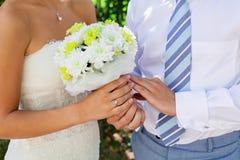 Para małżeńska Obrazy Royalty Free