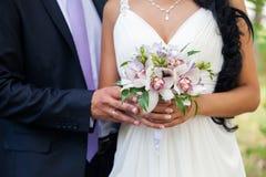 Para małżeńska Zdjęcia Royalty Free