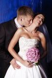 Para małżeńska Obrazy Stock