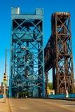 Para mosty zdjęcie stock
