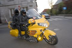 para motocykla Zdjęcie Stock