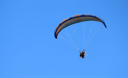 Para motor glider Stock Photography