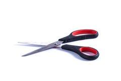 Para nożyce odizolowywający na bielu Zdjęcie Stock