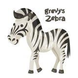 Para os t-shirt animais Imagens de Stock Royalty Free