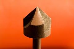 Para perforar la madera Foto de archivo libre de regalías