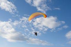 Para-planador Imagens de Stock