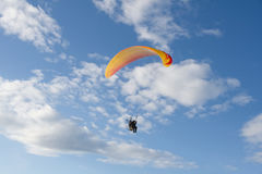 Para-planador fotos de stock royalty free