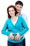 para poślubiająca Zdjęcie Royalty Free