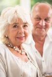para poślubiający dojrzały Fotografia Royalty Free