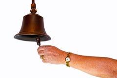 Para quem a Bell anuncia Fotografia de Stock Royalty Free