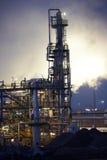 para rafinerii ropy naftowej Obraz Stock