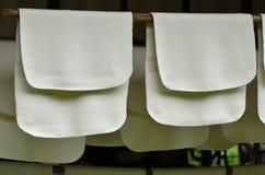 Para rubber sheets Stock Photos