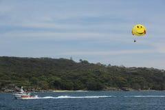 Para sailing Royalty Free Stock Photo