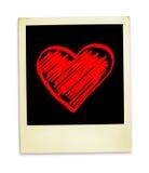 Para sempre amor (trajeto de +clipping, XXL) Imagens de Stock Royalty Free