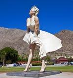 Para sempre Marilyn Fotografia de Stock Royalty Free