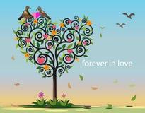 Para sempre no amor Imagens de Stock