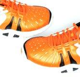 Sportar skor Arkivbilder