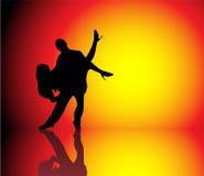 para taniec Obrazy Stock