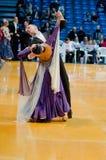 para taniec Zdjęcie Royalty Free