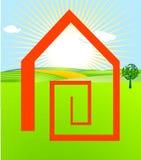 Para ter uma casa Imagem de Stock Royalty Free