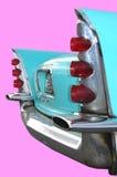 Para trás de um carro Imagens de Stock Royalty Free