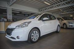 Para a venda, Peugeot 208 Fotografia de Stock