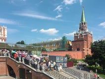 Para ver o Kremlin Fotos de Stock