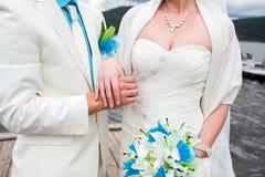 para za mąż Zdjęcie Stock