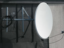 Parabol antenna Stock Image