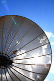 Parabola Satellite Antenna Royalty Free Stock Images