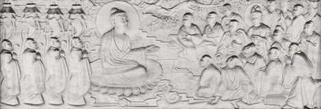 paraboli buddyjskie opowieści Fotografia Royalty Free