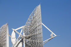 Parabolic antenna Stock Photography