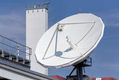 Parabolic antenna Royalty Free Stock Photo