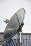 Parabolic antenna Royalty Free Stock Image