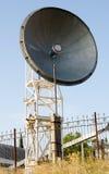 Parabolic antenna. Royalty Free Stock Photography