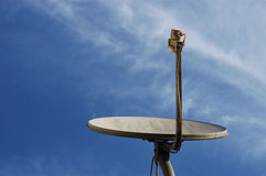 Parabolic antenne Royalty Free Stock Image
