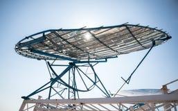 parabolic reflectors Royalty Free Stock Images
