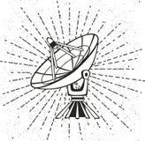 Parabolic sattelit Stock Image