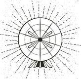 Parabolic sattelit Stock Photo