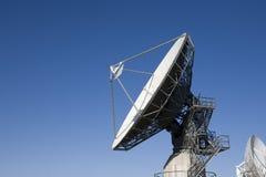 Parabolische antenne Royalty-vrije Stock Afbeelding