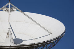 Parabolische antenne Stock Fotografie
