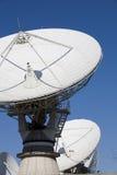 Parabolische antenne Royalty-vrije Stock Foto