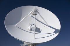 Parabolische schotel VLA Royalty-vrije Stock Foto