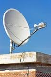 Parabollic Antenna Stock Image