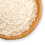 Paraboloïde avec du riz Photos libres de droits