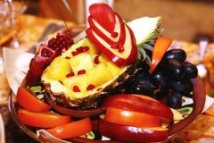 Paraboloïde de fruit Photo libre de droits