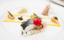 Paraboloïde de haute cuisine de bar Image stock