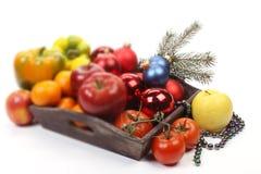 Paraboloïde de Noël Photo stock