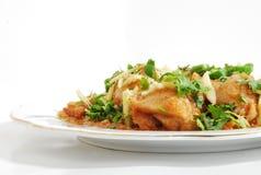 Paraboloïde de poulet asiatique Photos stock